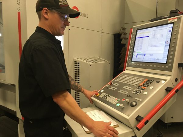 Machinists and machining and tooling inspectors