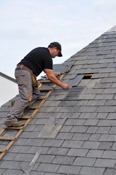 Roofers and shinglers